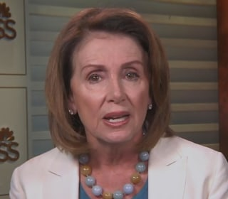 Pelosi: 'Of Course' You Can Be a Democrat and Against Abortion