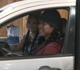 First Drive-Thru Pot Shop Opens in Colorado