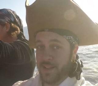 Utah 'Pirate' Voyage Ends in Rescue