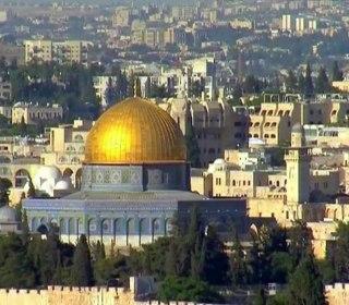 As Pres. Trump Pushes for Israeli-Palestinian Peace, Jerusalem a Symbol
