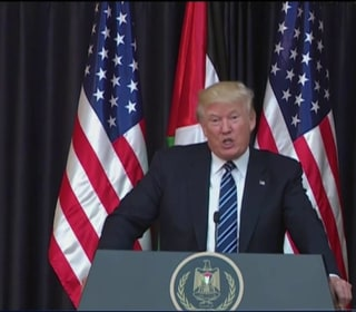 Manchester Attack: Pres. Trump Links Fight Against Terror to Peace