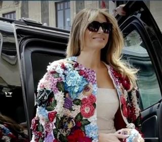 Melania Trump Takes the World Stage