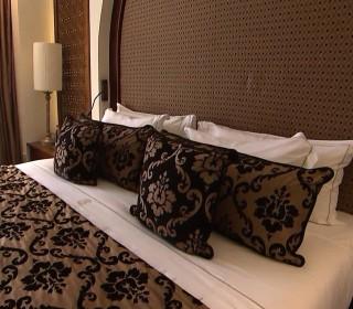 Inside President Trump's Suite at Iconic Jerusalem Hotel