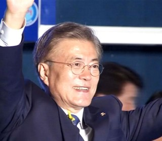 President-Elect Moon: I Will Lead a 'Proud and Confident South Korea'
