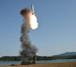 N. Korea Successfully Tests Medium-Range Ballistic Missile, State TV Says
