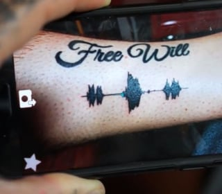 New 'Soundwave' Tattoos Can Talk and Play Music