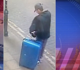 Manchester Bomber's Missing Blue Suitcase May Be 'Final Bit' of Puzzle