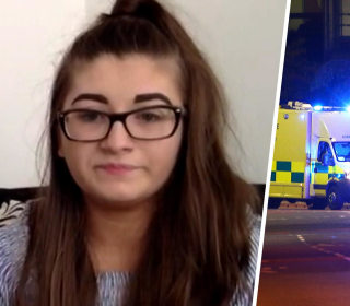 Manchester bombing witness: It was the 'worst experience of my life'