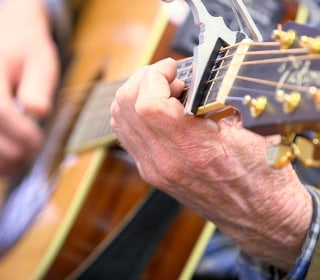 Operation Song is using country music to help veterans find their rhythm