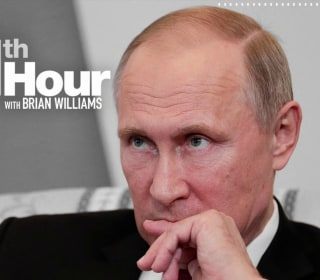 White House Stays Silent After Putin's Election Hack Taunts