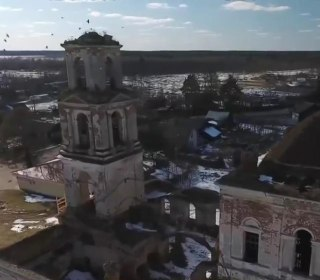 A Look at One of Russia's Thousands of 'Ghost Villages'