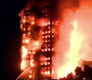 12 Dead, Nearly 80 Injured as Fire Engulfs London Hire-Rise Building