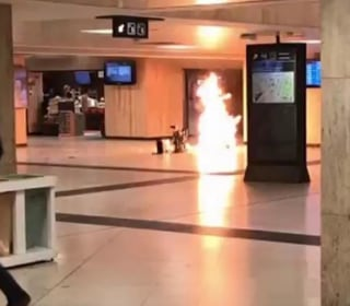 Explosion at Train Station Is Europe's 3rd Attack in 3 Days