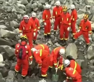 China Landslide: At Least 15 Dead, 140 Buried in Sichuan Mountain Village