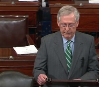 Will Mitch McConnell have enough votes to pass Senate health care bill?