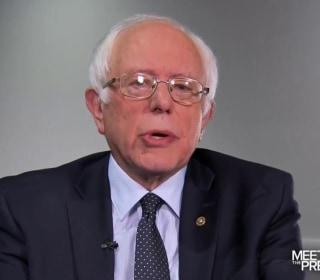 Sanders: 'Massive Amount of Demoralization' Among Voters