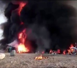 Pakistan Tanker Explosion: At Least 153 Killed