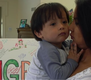 Facing Deportation, One Woman Finds Sanctuary in a Church