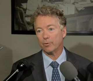 Rand Paul, 3 Other GOP Senators 'Cannot Support' Current Health Care Bill