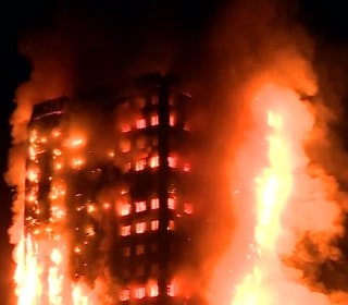 Deadly Blaze Engulfs London Apartment Building
