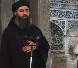 July 2014: Rare Footage Purportedly of Reclusive ISIS Leader