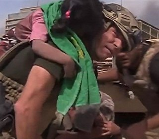U.S. Humanitarians Risk Their Lives to Save Injured Civilians on ISIS Front Line