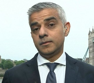 London Mayor 'Not Rolling Out Red Carpet to Trump'