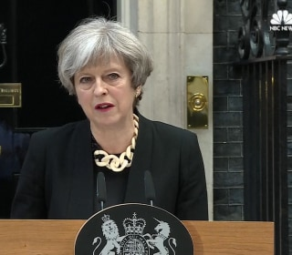 'Enough Is Enough': UK's Prime Minister on Latest Terror Attack
