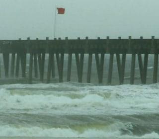 Tropical Storm Cindy makes landfall in Alabama, Louisiana