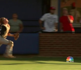 Inspiring America: One-Armed Baseball Player Dares to Dream