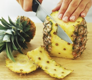 A Better Way to Cut a Pineapple