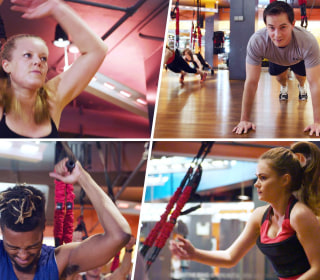 This Unusual, Adrenaline-Fueled Workout Kicked Our Butts