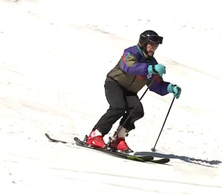 Man Turns 100, Hits The Slopes – in July