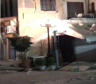 At Least Two Killed in Earthquake Near Turkey, Greece