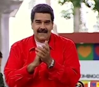 President Maduro Presents New Political Take on 'Despacito'