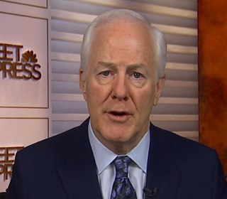 Cornyn: Mistake for President to 'Personalize' the Russia Investigation
