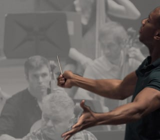 African-American Conductor Making Noise in White-Dominated Field
