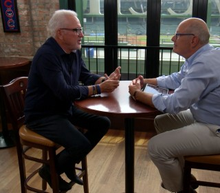 SUNDAY PREVIEW: Chicago Cubs Manager Joe Maddon Opens Up About His Divided Hometown