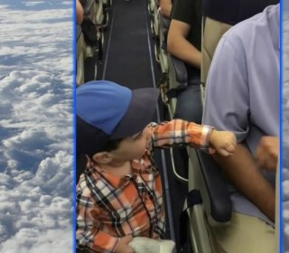 Sweet Story Behind Video of Fist-Bumping Toddler