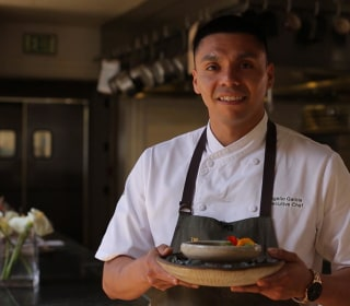 Meet the Latino Chef Who Conquered the Culinary Scene on His Terms