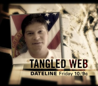 DATELINE FRIDAY PREVIEW: Tangled Web