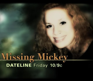 DATELINE FRIDAY PREVIEW: Missing Mickey