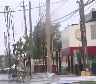 Hurricane Maria Knocks Out Power Across All of Puerto Rico