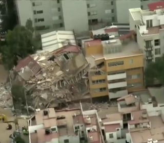 Mexico City Earthquake: At Least 225 Dead, Thousands Missing