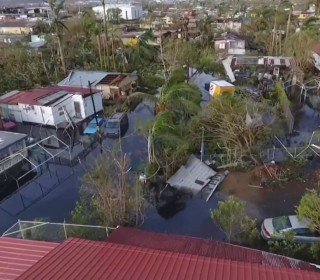 Much of Puerto Rico Still Unreachable After Hurricane Maria
