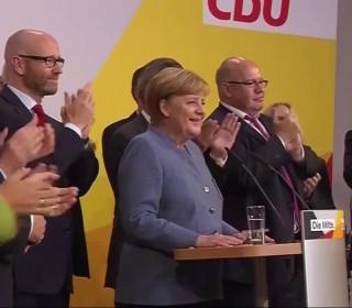 German Elections: Merkel Wins Fourth Term as Far-Right Enters Parliament