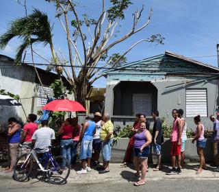Puerto Rico Facing Humanitarian Crisis After Maria