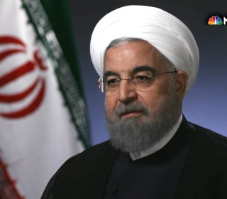 Rouhani: If U.S. Leaves Iran Deal, No One Will Trust America Again