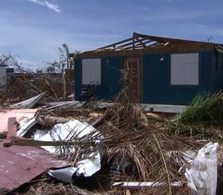 Puerto Rico's devastation spurs fears of mass exodus to US