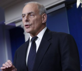 Watch Gen. Kelly's Full White House Remarks on Troop Deaths, Condolence Calls